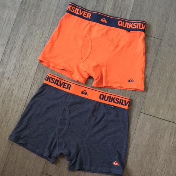 Ski Underwear Kids Quiksilver Imposter B Boxershorts Boys